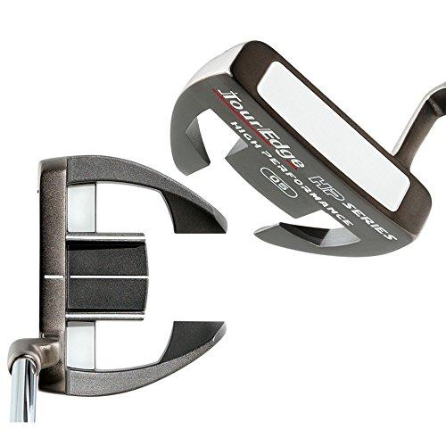 Tour Edge PDPRSUB534 Hp Series Black Putter (Men's, Right Hand, Steel, Uniflex)