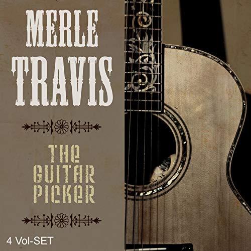 Merle Travis-the Guitar Picker