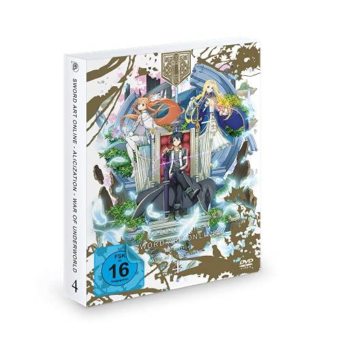 Sword Art Online: Alicization - War of Underworld - Staffel 3 - Vol.4 - [DVD]