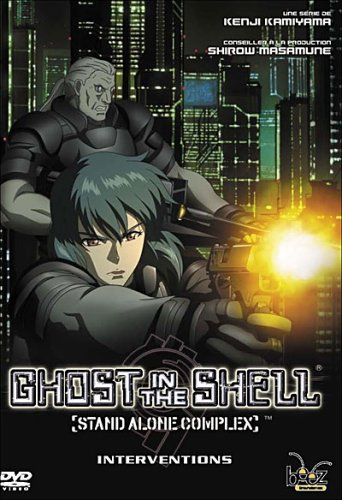 Ghost in The Shell : Stand Alone Complex-Interventions