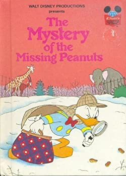 Walt Disney Productions Presents: The Mystery of the Missing Peanuts - Book  of the Disney's Wonderful World of Reading