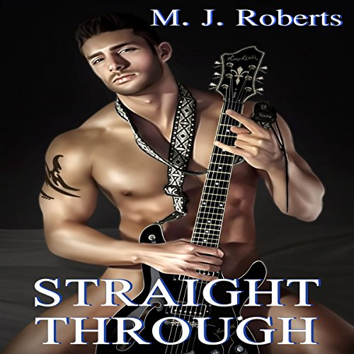 Straight Through audiobook cover art