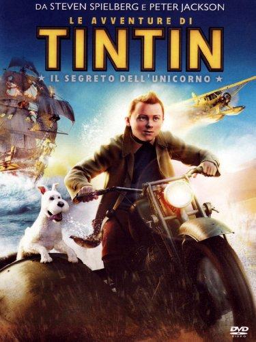 Le avventure di Tintin - Il segreto dell'Unicorno(slim case) [IT Import]
