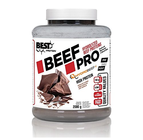 Best Protein Beef Pro Chocolate - 2000 gr