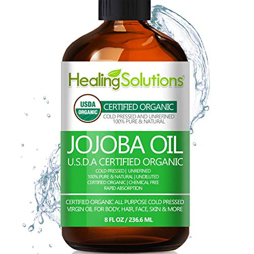organic jojoba oil 8 oz