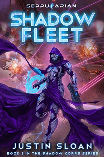 『Shadow Fleet: Superheroes in Space (Seppukarian Universe) (Shadow Corps Book 3) (English Edition)』のトップ画像