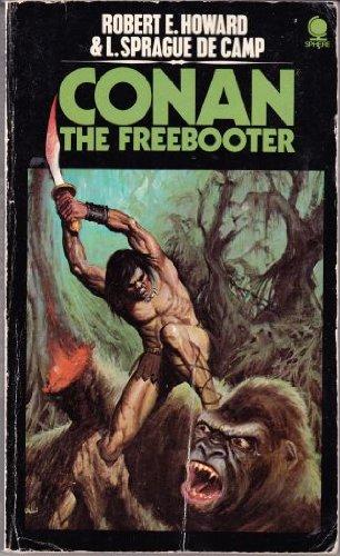Conan the Freebooter 0722146965 Book Cover