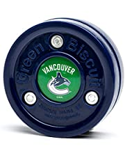 Green Biscuit Puck de entrenamiento (tema de NHL)