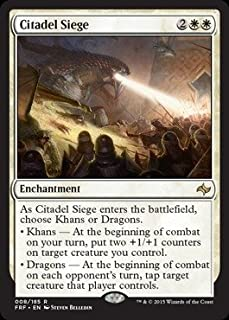 Magic: the Gathering - Citadel Siege (008/185) - Fate Reforged - Foil