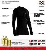 X-Bionic Camiseta Ml C/Redondo Apani 4.0 Merino Mujer