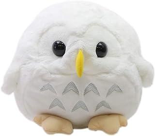 幸 フクロウ L ホワイト
