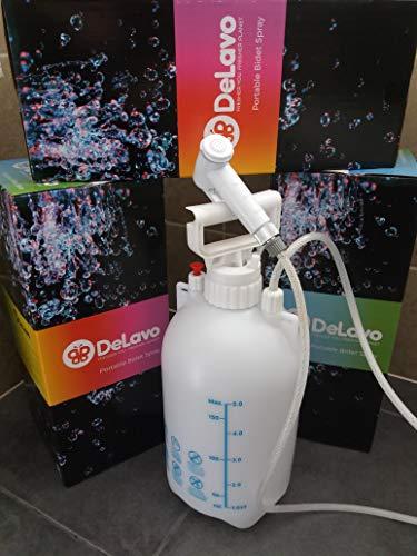 DeLavo Portable Bidet and Outdoor Shower