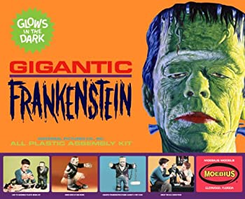 Gigantic Frankenstein Glow-in-the-Dark Limited Edition Moebius
