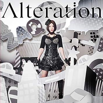 Alteration【アーティスト盤】