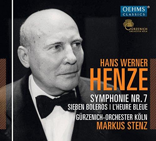 Henze: Symphonie Nr. 7