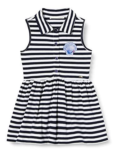 Mexx Robe, Navy/White Stripe, 98-104 Fille