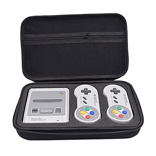 Link-e : Valigetta, Protezione E Conservazione Compatibile Con La Console Mini/Classic Super Nintendo SNES