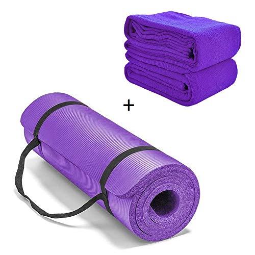 CXZC Colchoneta de Yoga, colchoneta...