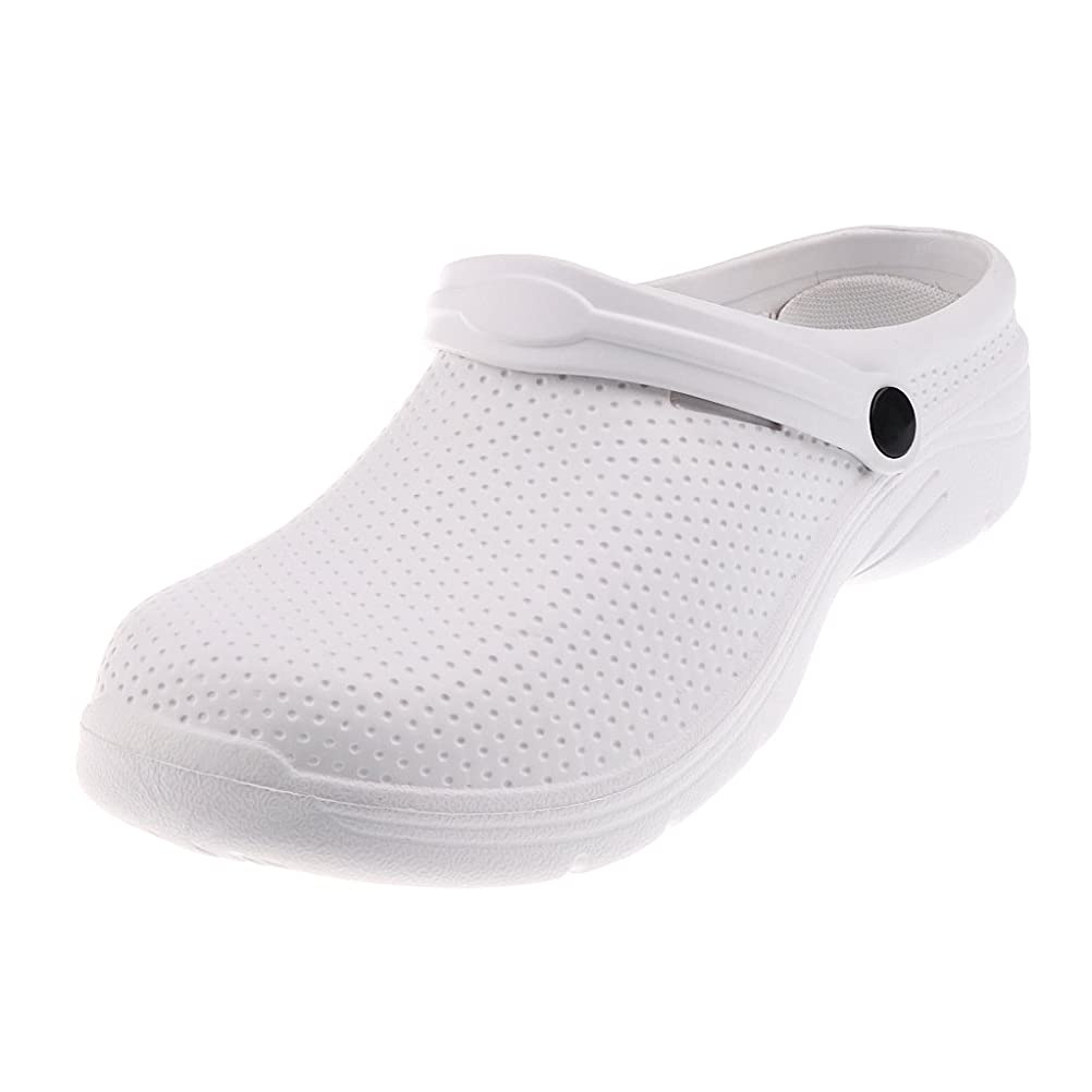 信者さわやか素晴らしいですFenteer 屋外内用 ワークシューズ 作業靴 安全靴 男女用 ベント付き 滑り止め 衝撃吸収 全2色5サイズ選ぶ