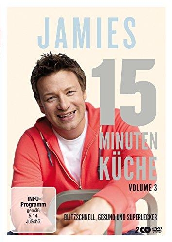 Preisvergleich Produktbild Jamies 15 Minuten Küche - Volume 3 [2 DVDs]