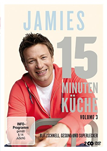 Jamies 15 Minuten Küche - Volume 3 [2 DVDs]