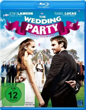 Was ist schon Liebe? / The Wedding Party ( ) (Blu-Ray)