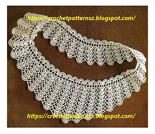 Crochet Patterns: Crochet Collar 1/ (English Edition)