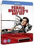 Ferris macht blau, Ferris Bueller's Day Off, Steelbook, Blu-ray ohne deutschen Ton, UK exklusive, Uncut, Regionfree