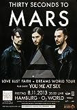 30 Seconds to Mars - Love Lust, Hamburg 2013 »