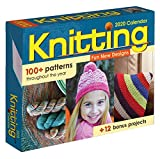 Knitting 2020 Day-to-Day Calendar...