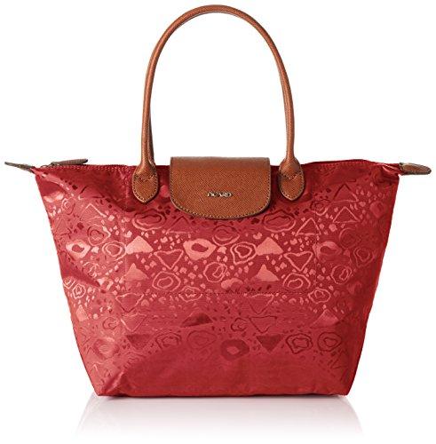 Picard Easy Shopper Handtasche Tasche Einkaufstasche rot 6879 , 40x25x17 (BxHxT)