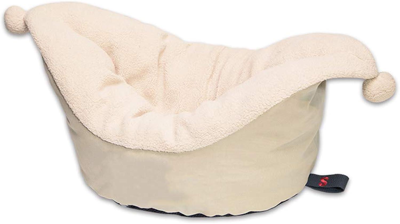 QRFDIAN Kennel dog mat   pet supplies sleeping mat   kennel mat washable   pet sleeping mat four seasons universal   pet dog supplies (Size   Small)