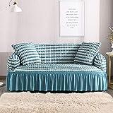 cojines de sofá de alta elasticidad,Funda para sofá para perros, funda para sofá para sillón de casa para sala de estar, funda para asiento de sofá, funda protectora para perro mascota-Color2_145-1