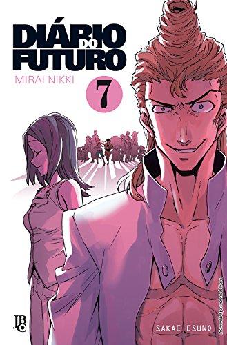 Diário do Futuro. Mirai Nikki - Volume 7
