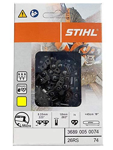 Stihl 26RS 74 Chainsaw Chain Rapid Super 18