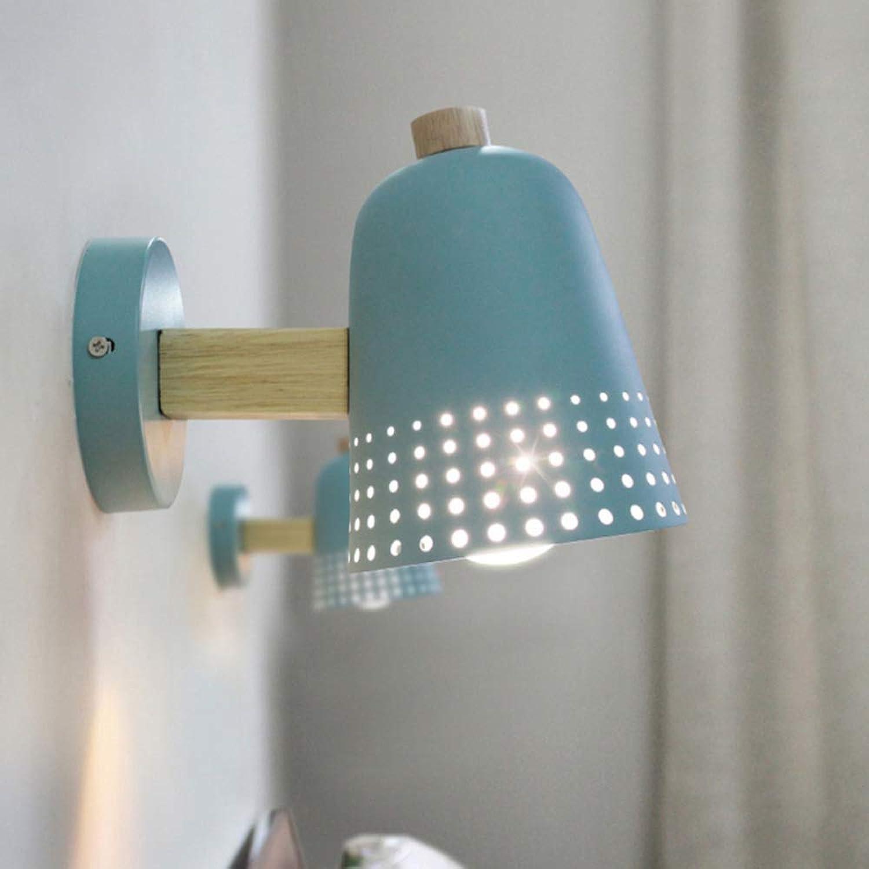 ZHAOHUIFANG Wandlampe, Kreative Hohle Modehauptrestaurant-Schlafzimmerwandlampe Der Modernen Unbedeutenden Lampe