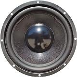 1 Master Audio MA25W/4 MA 25W/4 Altavoz woofer Profesional 25,00 cm 250 mm 10' 250 vatios rms 500 vatios máx 4 Ohm 93 db suspensión de Goma, 1 Pieza