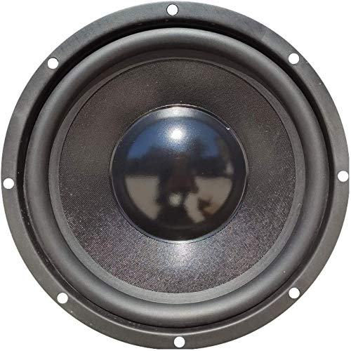 """1 MASTER AUDIO MA20W/8 MA 20W/8 woofer professionale 20,00 cm 200 mm 8"""" 150 watt rms e 300 watt max 8 ohm 92 db sospensione in gomma casa, 1 pezzo"""
