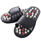 Best Acupressure Sandals - Evaliana Acupoint Rotating Foot Massage Shoes Slippers Sandal Review