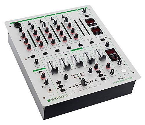 Pronomic DJM500 5-Kanal DJ-Mixer