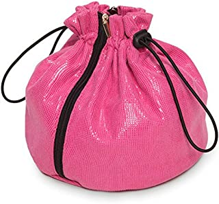 ResQ Bag - Wig and Extension Carry-All Kit with 12 Essential Tools - Pink