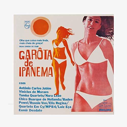 Diversos - Garota de Ipanema (Trilha Sonora) - LP [Disco de Vinil]