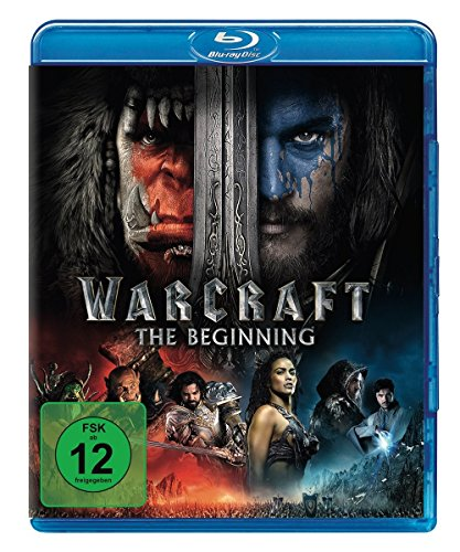 Warcraft: The Beginning [Blu-ray]