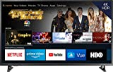 Insignia NS-55DF710NA19 55-inch 4K Ultra HD Smart LED TV with HDR -...