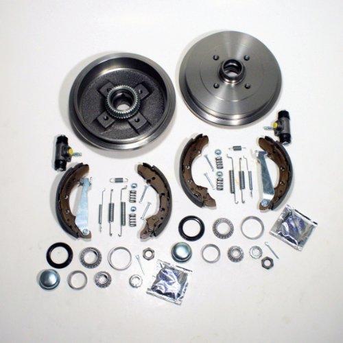 Bremstrommeln Bremsen Kit mit ABS hinten