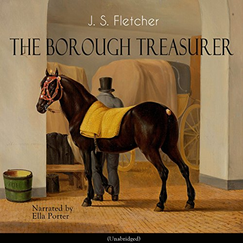 The Borough Treasurer audiobook cover art