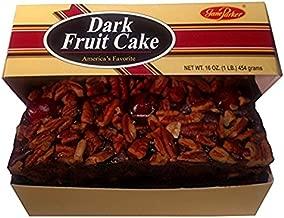 Jane Parker Dark Fruit Cake 16 Ounce Loaf