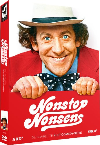 Nonstop Nonsens - Die komplette Kult-Comedy-Serie (Limited Remastered Edition) [6 DVDs]