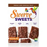 Swerve Sweets, Brownie Mix, 12 Ounces (Pack of 2)