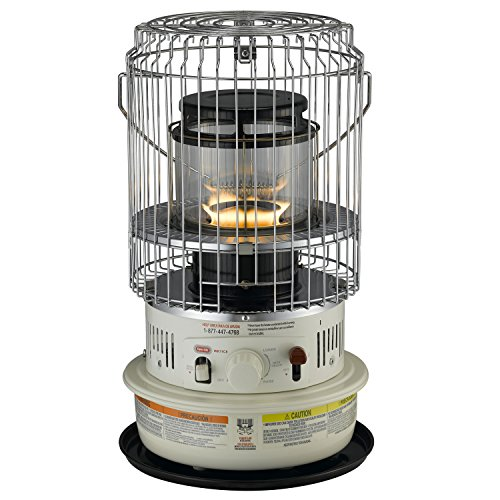 10 000 btu kerosene heater - 2